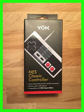 NEW Nintendo Mini Classic Wired Controller NES YoK - IN HAND & SHIPS FREE