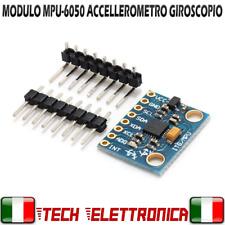 MPU6050 Giroscopio Accelerometro 3 assi MPU 6050 Arduino raspberry
