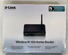 New Sealed D-Link N150 Dir-601 Home 150 Mbps 4-Port 10/100 Wireless N Router