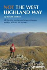 Not The West Highland Way di Ronald Turnbull Libro Tascabile 9781852846152