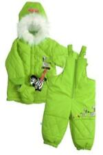 Kushies Snowsuit Jacket, Overalls, Mittens, Hat, Scarf, and Toy 12 Months