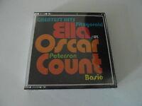 SABA / MPS JAZZ 2 Tonband Musikband unbenutzt 2 Spur 9,5 cm/sec Ella Oscar Count