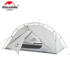 Naturehike VIK Backpacking Tent Ultralight One Person Tent for Camping Hiking