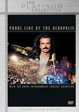 YANNI - LIVE AT THE ACROPOLIS (NEW DVD)