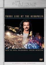 Yanni - Live at the Acropolis (DVD, 2014)
