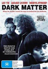 Dark Matter (DVD, 2008) Region 4 (VG Condition)