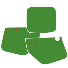 Number Backgrounds Yamaha YZ250 YZ 250 1986-1987 S T Green (MXM)