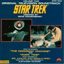 CD star trek original tv score volume 2