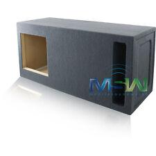 "3 CU. FT. 12"" VENTED ENCLOSURE BOX for KICKER® S12L7 S12L5 S12L3 - TUNED @ 35Hz"