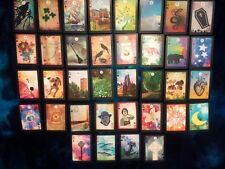 """""""THE MOONSHADOW LENORMAND"""" fortune-telling cards by AlyZen Moonshadow"""