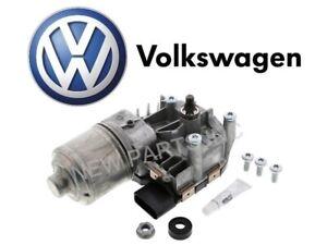 Genuine Front Windshield Wiper Motor 1Q1955119C For VW Eos Golf Jetta GTI Rabbit