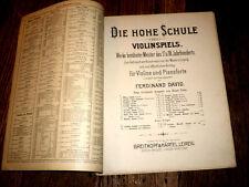 sonate en Ut min. pour violon et piano 1905 Heinrich Biber