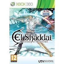 *El Shaddai Ascension of the Metatron Xbox 360* PAL ~Fast & Free Postage~ ELE7