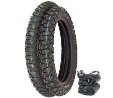 IRC GP-110 Dual Sport Tire Set - Honda XR250/600/650R - Tires Tubes & Rim Strips