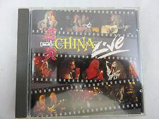 China Live CD Album Rock Heavy Metal