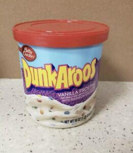 DunkAroos Vanilla Frosting!!! New! Rare!