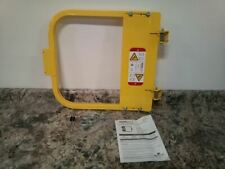 PS Doors LSG-24-PCY 22-3/4 to 26-1/2 In Adjustable Opening Yellow Safety Gate