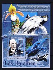 Guinée 2008 baleines bloc n° 854 neuf ** 1er choix