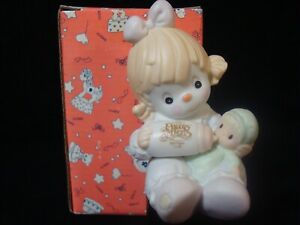 Precious Moments-Clown-Baby Bottle/Doll-Member Only-Can't Get Enough Of Our Club