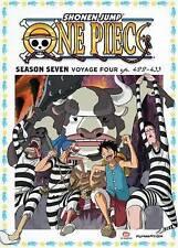 One Piece: Season Seven - Voyage Four DVD 2015 2-Disc Set Brand New No Reserve!