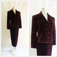 Velvet Floral Suits Blazers For Women For Sale Ebay