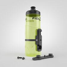 Fidlock Bottle Twist Set Schwarz Magnetische Halterung NEU