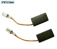 Bosch Escobillas De Carbón 240 V Amoladoras GWS6-115 GWS8-115C GWS8-125C 1607014145 D9