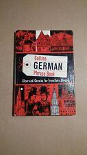 VINTAGE COLLINS PHRASE BOOK GERMAN
