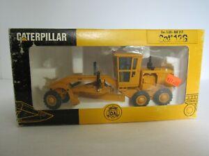 JOAL Caterpillar Cat 12G Road Motor Grader Leveler 1/50 Scale  ref 217