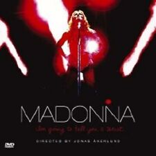 """Madonna """"I'M Going To Tell You A Secret"""" Cd+Dvd New+"""