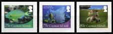 2012 Cayman Islands, marine fauna, fish, 3 stamps self-adhesive, Mi 1235-1237