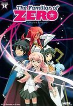 FAMILIAR OF ZERO: SEASON 1 - DVD - Region 1 - Sealed