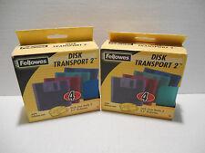 Floppy Zip Jaz Disks Blank Media Cases Sleeves Wallets