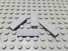 New LEGO Lot of 4 Light Bluish Gray 1x3 Flat Smooth Tile Piece from 9516 7346