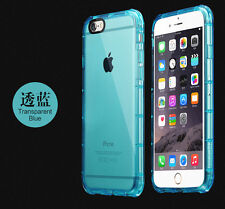 Hot Sale Shockproof Rugged Hybrid Rubber TPU Cover Case for iPhone 6 6S 7 Plus