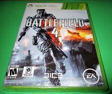 Battlefield 4 Microsoft Xbox 360  *Factory Sealed! *Free Shipping!