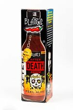Blair's After Death Hot Sauce w/ Skull Key Chain 5 OZ SIZE EXP DATE 12/22 FAST