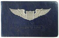 Korean War USAF Pilot Log Book B-25 Bomber African American Black Airman 1950-51