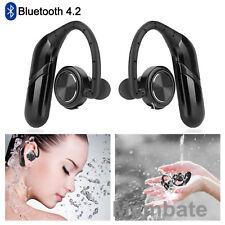 Bluetooth Headphones Stereo Headset True Wireless Sport Earbuds HIFI Handsfree