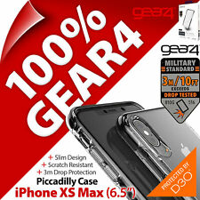 Gear4 Piccadilly Advanced D3O Impact Protection Case for Apple iPhone XS Max