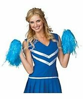Pom Poms - 2 Pc Set Blue