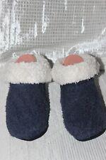 NWOT UNIQLO Navy Blue Unisex Anti-Slip Room Socks Size: M