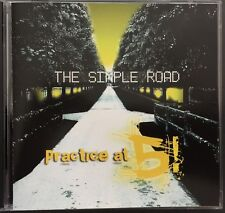 The Simple Road, by Practice at 5, CD, 2011, (Christian/Religious Music), New
