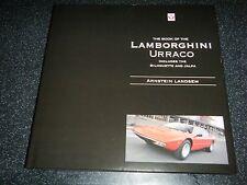 Lamborghini Urraco Silhouette Jalpa d'Arnstein Landsem BERTONE P250 Turin 1972 79