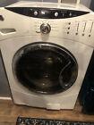 "g-e front load washer hi effiency hi capasity 3.5cubic feet  27"" photo"