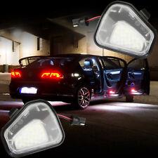 LED SMD Umfeldbeleuchtung kalt weiß SEHR HELL VW Außenspiegel Pfützenlicht 7417