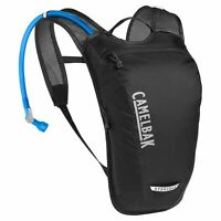 Camelbak Hydrobak Light Hydration Pack 2.5L capacity 1.5L- 50oz reservoir Black