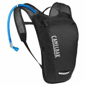 Camelbak Hydrobak Light Hydration Pack 2.5L capacity & 1.5L 50oz reservoir Black