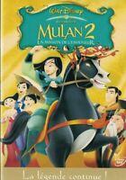 DVD MULAN 2 LA MISSION DE L'EMPEREUR WALT DISNEY