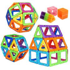 32 Piece Magnetic Bricks Building Blocks Tiles Kids Children Educational Toy  b